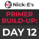 BWF Primer Build-up: Day 12